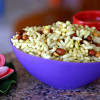 Puffed Rice or Murmure Snack