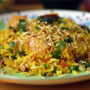 poha with vegetables