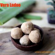 Aloe Vera Ladoo | gwarpatha laddu