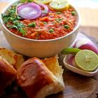 Pav Bhaji | Indian Street Food