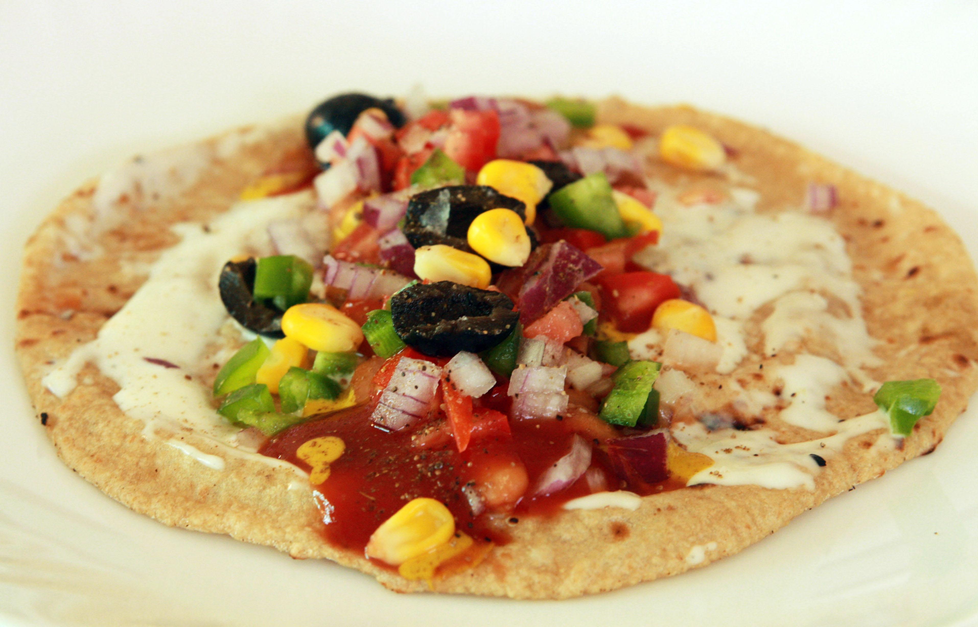 For red kidney bean burritos: