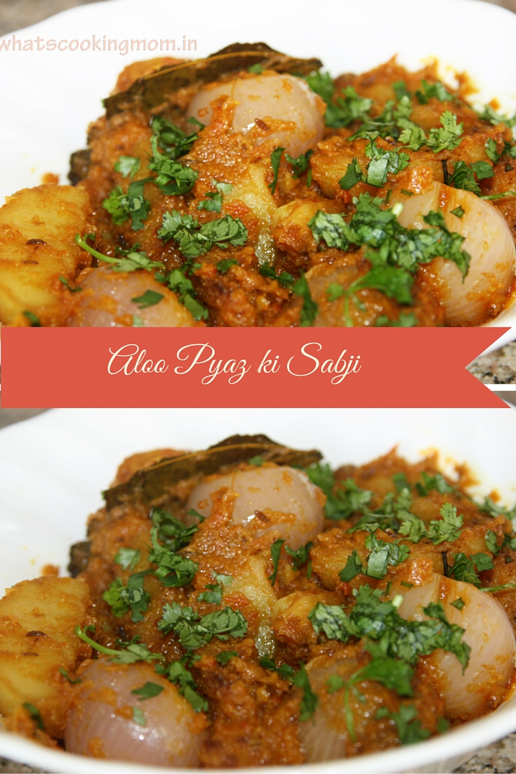Rajasthani Aloo pyaz ki sabji - Potato Onion Curry from Jaipur,#spicycurry #vegetariancurry #indiancuisine