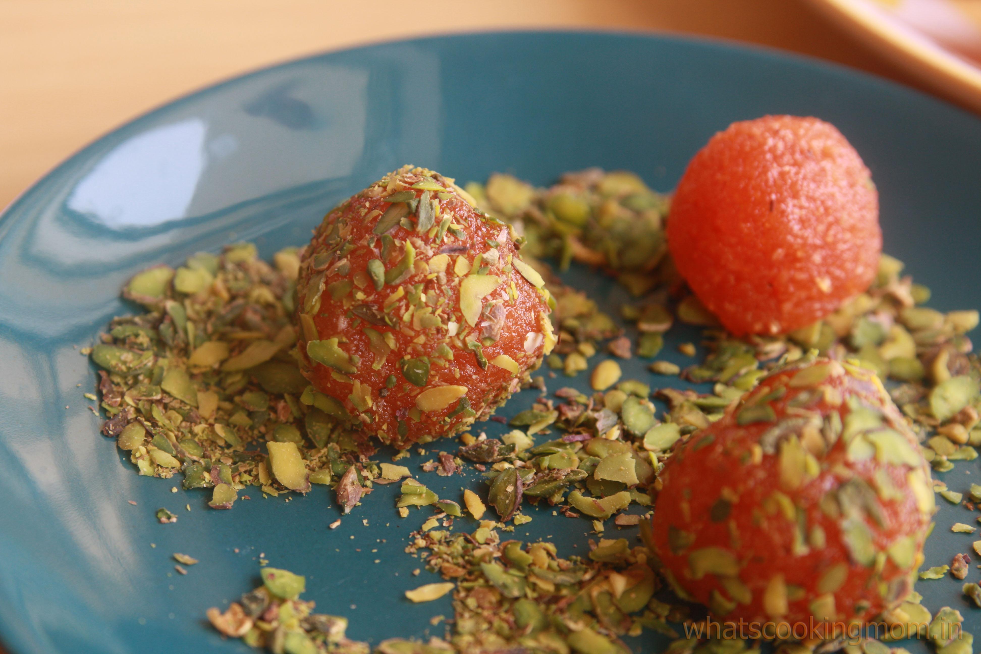 carrot truffles 1