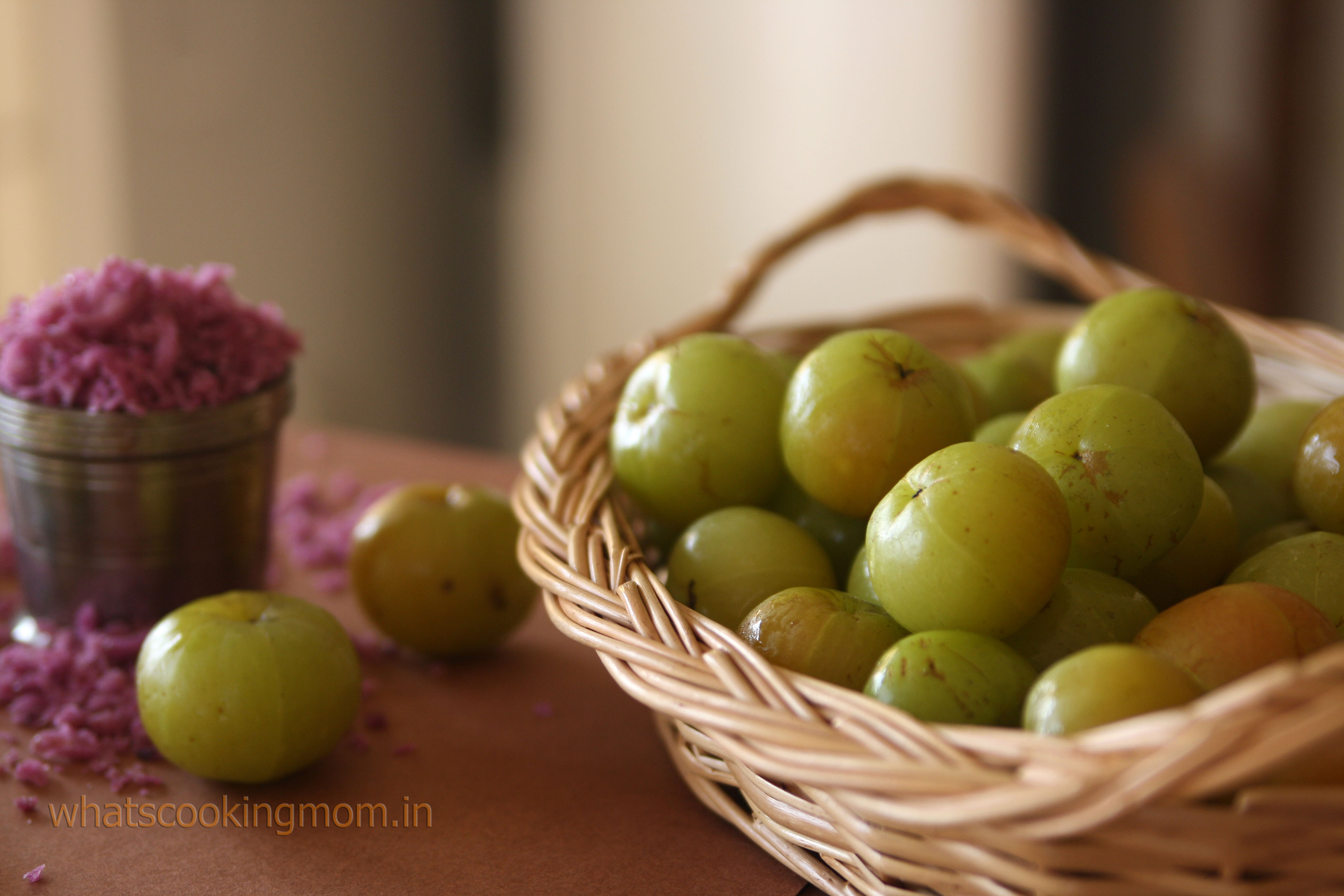 Amla or Indian Gooseberry
