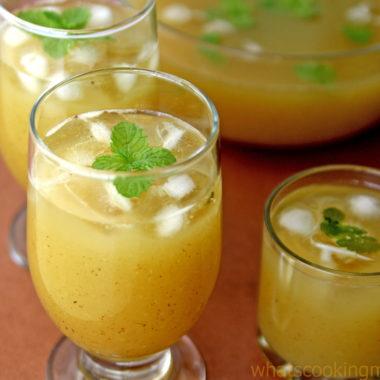Raw Mango Panna
