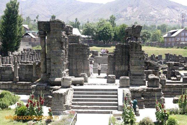 avantipur ruins