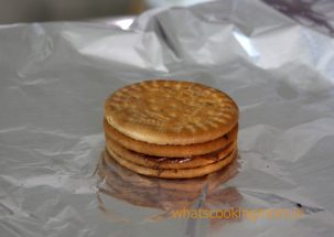 stack biscuits