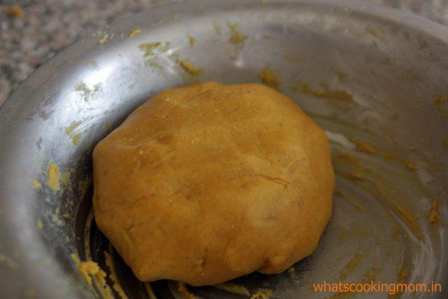 besan dough