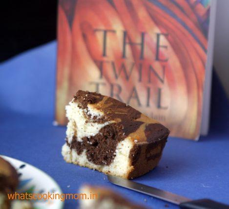 eggless marble cake 10