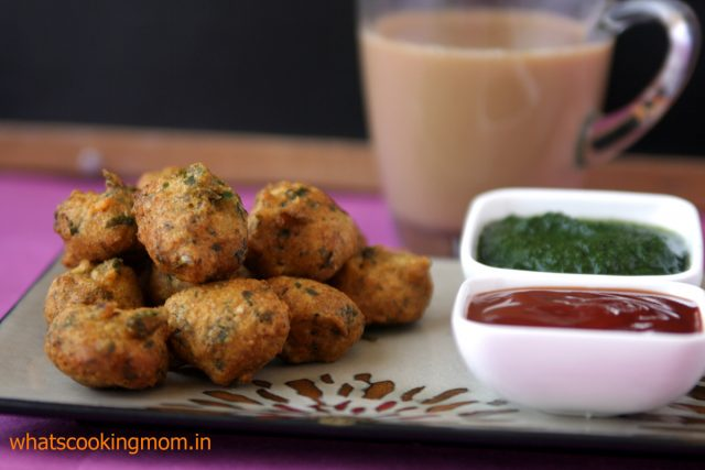 moon daal fritters