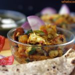 Roasted aloo gobi