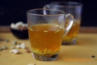 Kahwa – Hot Drink | Healthy winter drink