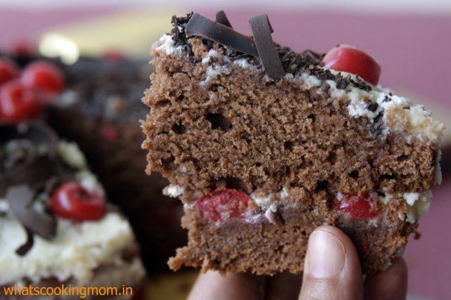 black forest cake 1