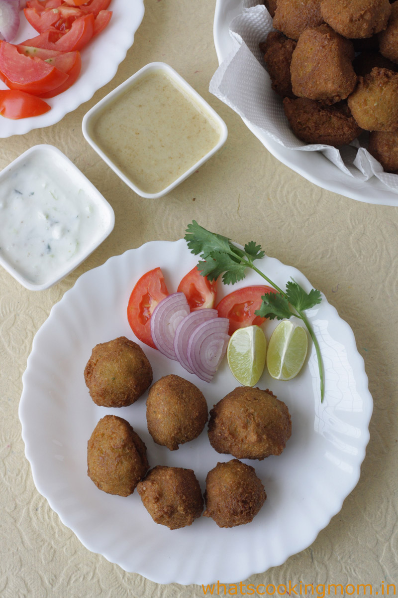 Falafel - #Snack #healthy #vegetarian