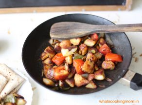 Potato Stir Fry