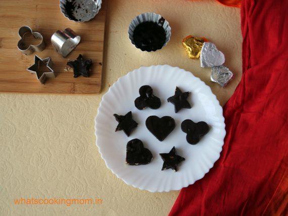 Homemade Chocolates 1