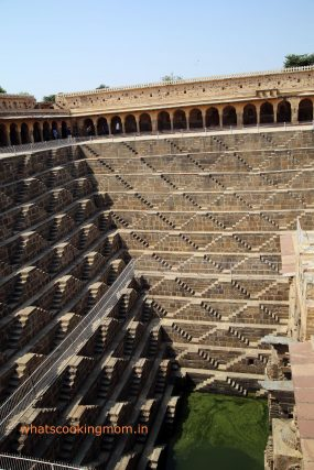 chandbaori stepwells 1