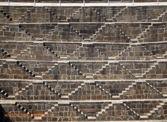 symmetry stepwells