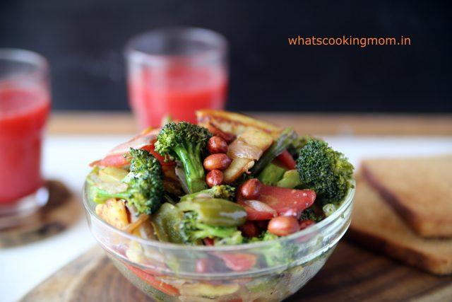 vegetable stir fry 10