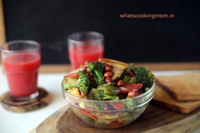 vegetable stir fry 12