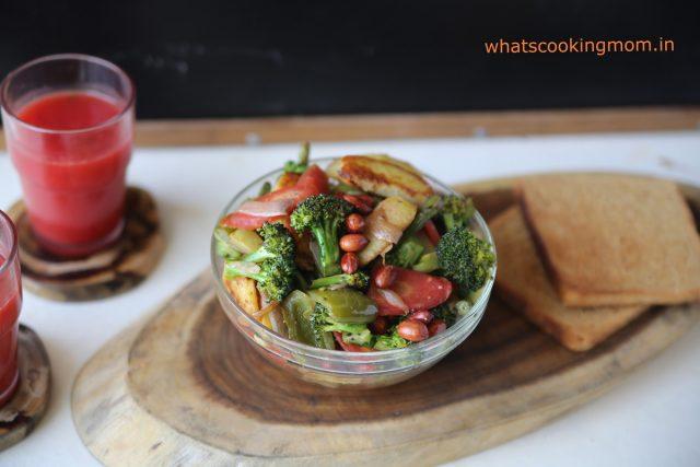 vegetable stir fry 6