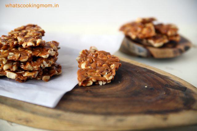 peanut chikki 2