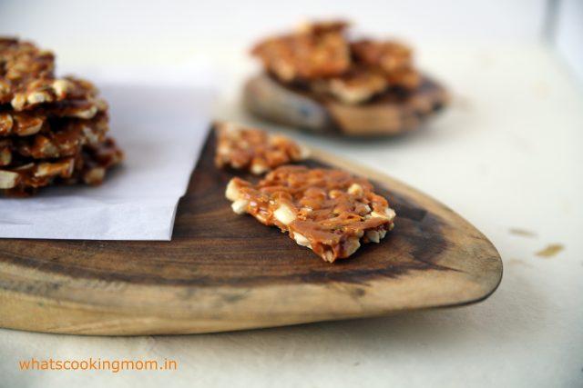 peanut chikki 7