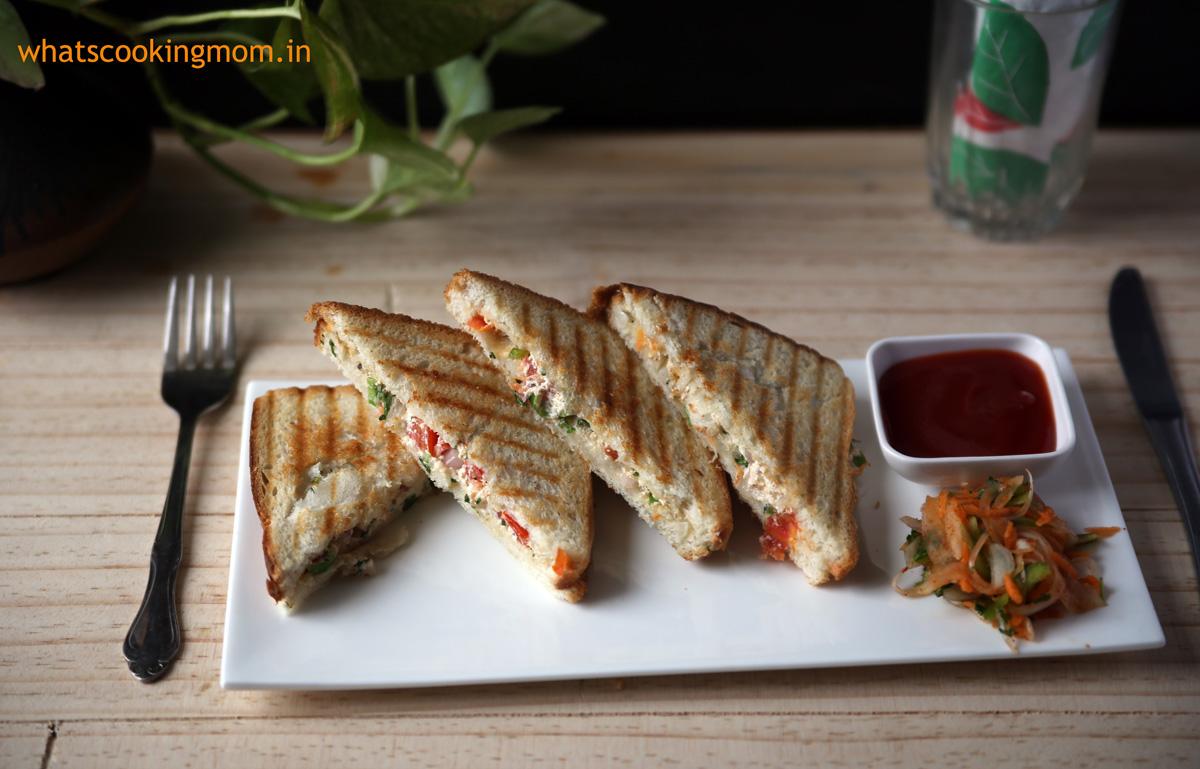 hung curd sandwich 6
