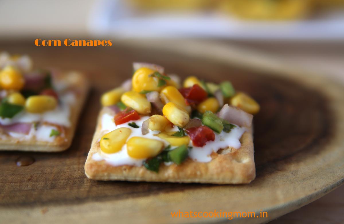 corn canapes 6