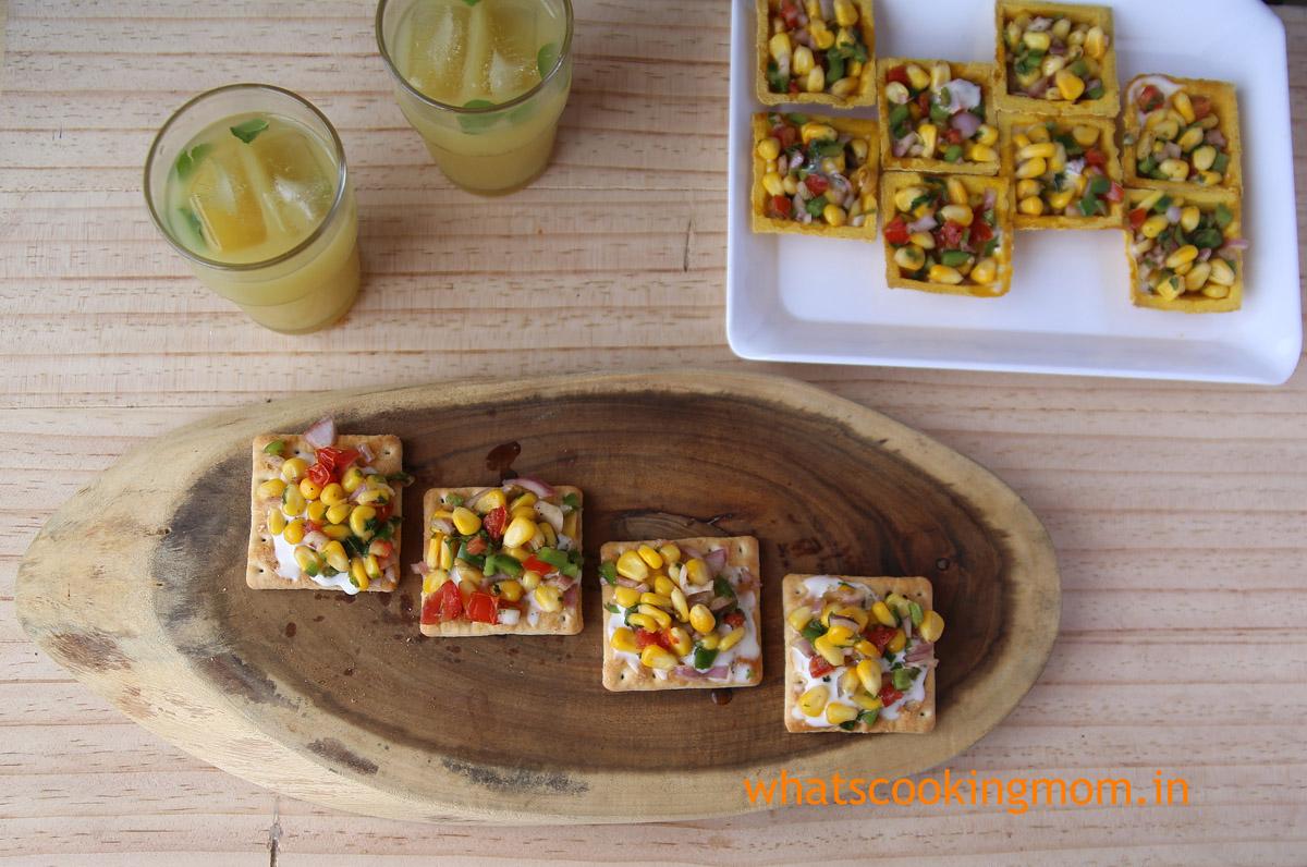 corn canapes 8