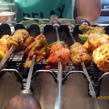 Barbeque Nation Jaipur restaurant review