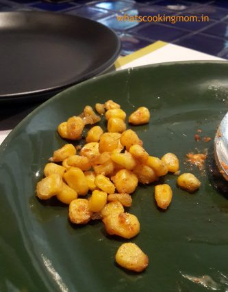 Barbeque Nation Jaipur - restaurant review | whatscookingmoom.in