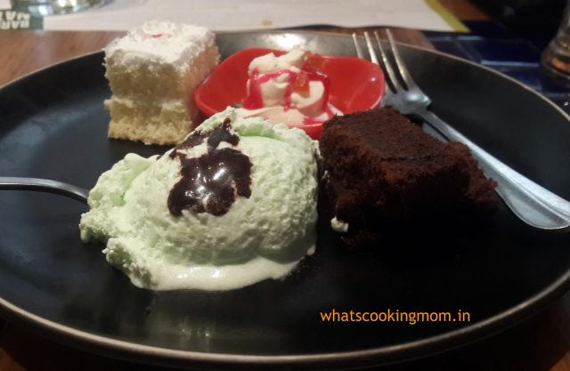 Barbeque nation Jaipur - restaurant review | whatscookingmom.in