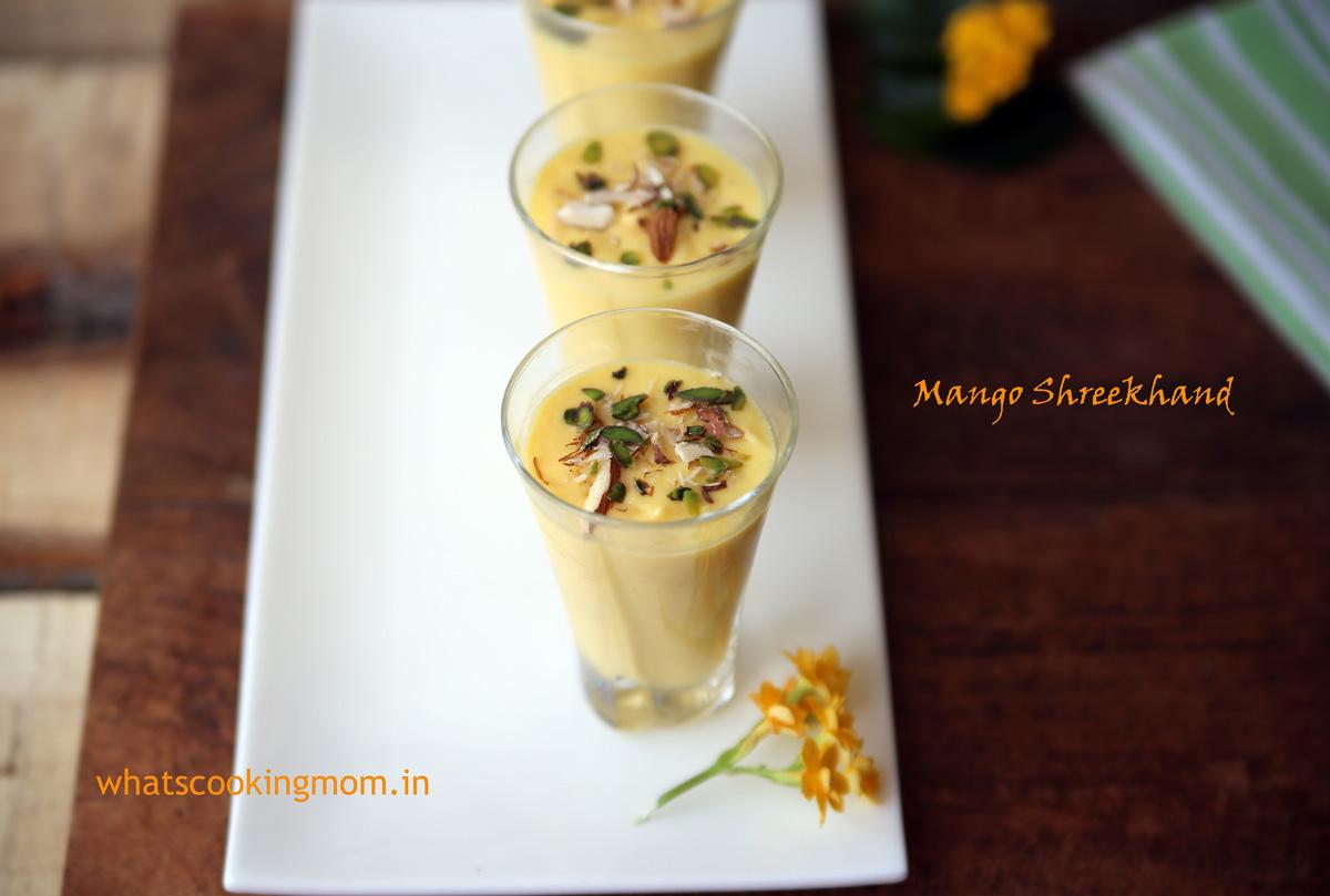 mango shreekhand 7