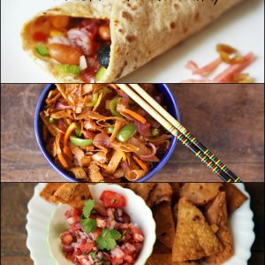 5 fast food made healthy
