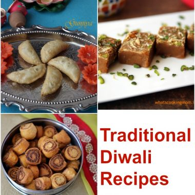 Traditional Diwali Recipes - Diwali Sweets, Diwali Snacks