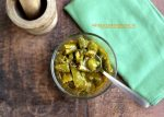 Hari Mirch Achar | Green Chili Pickle