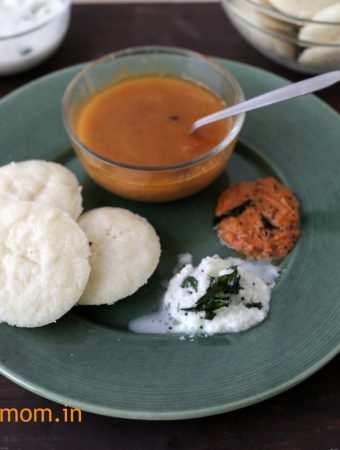 Rava Idli - healthy semolina idli, vegetarian, breakfast, kids tiffin box, school lunch ideas, quick and easy recipe, suji idli, healthy snacking