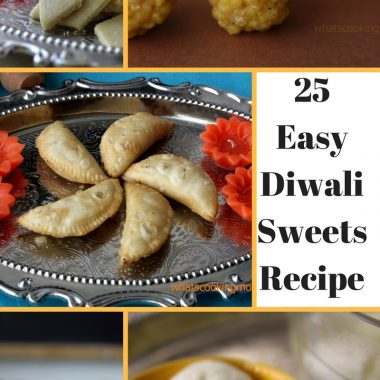 25 easy Diwali Sweets recipes | Indian sweets