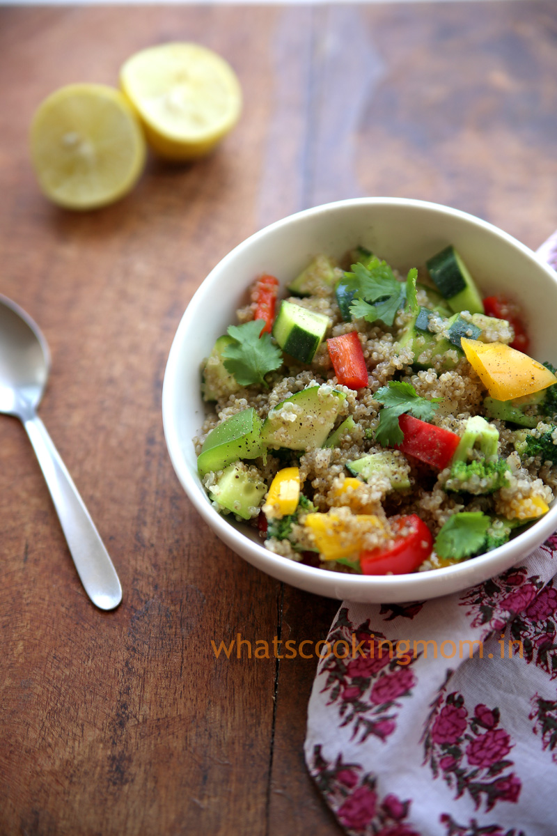quinoa salad #healthy #salad #quinoa #superfood