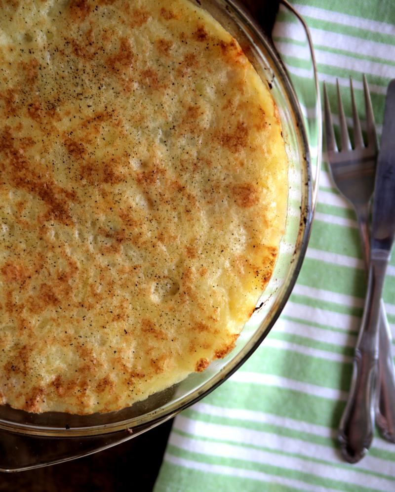 vegetarian shepherd's pie - #shepherdspie #vegetarian #comfortfood #meatless #dinner #recipe #easyrecipe