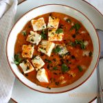 Paneer butter masala | cottage cheese curry