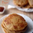 Aloo ki Poori | tiffin ideas for kids