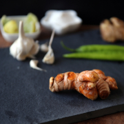healthy turmeric ginger pickle
