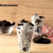 Oreo Ice Cream | no churn Ice Cream