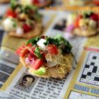 Sev Papdi | Indian Chaat Recipe