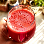 Carrot Orange Beet Juice | healthy Drink