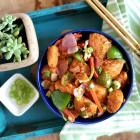 Chilli idli | leftover Idli recipe